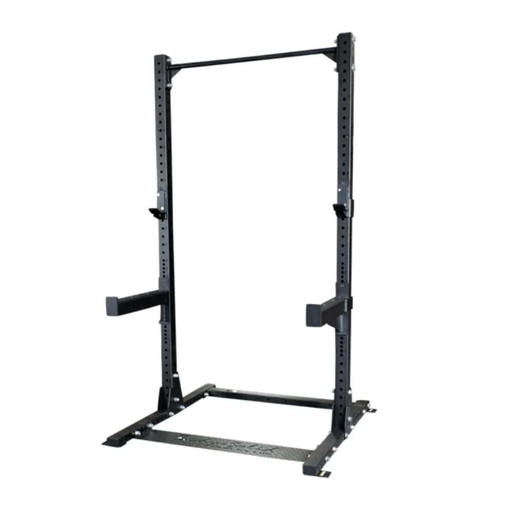 Body-Solid ProClub SPR500 Commercial Half Rack 3D View