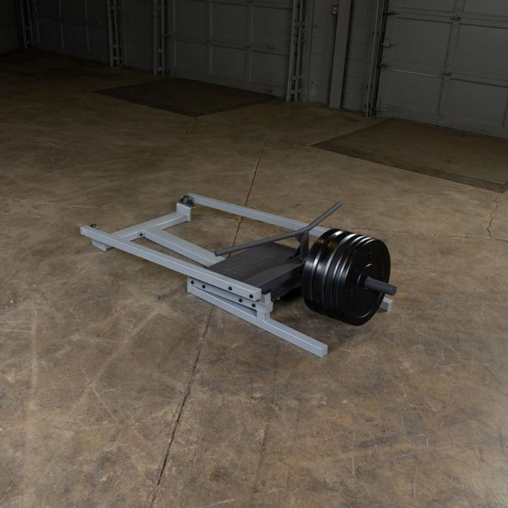 Body-Solid ProClub STBR500 T-Bar Row With Plates