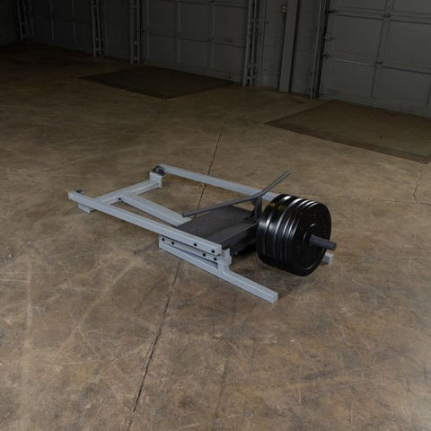 Image of Body-Solid ProClub STBR500 T-Bar Row With Plates