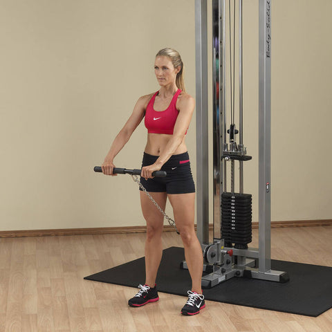 Image of Body-Solid SCC1200G ProClub Cable Crossover Front Pull Thru