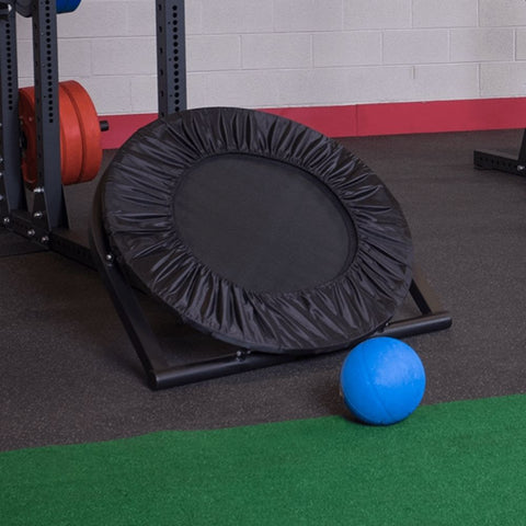 Body-Solid SPR1000BACKP4 Extended Power Rack Gym Package Ball Rebounder