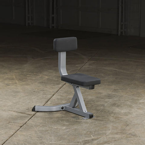 Image of Body-Solid Utility Stool GST20 Top Front Side View