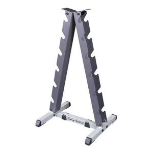 Body-Solid GDR44 2 Tier Vertical Dumbbell Rack 3D View