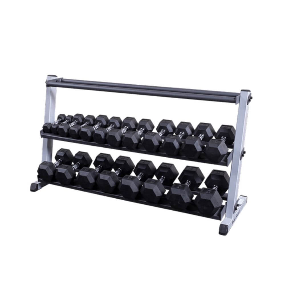Body-Solid GMRT6 Optional Medicine Ball Shelf for GDR60 3D View