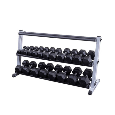 Image of Body-Solid GMRT6 Optional Medicine Ball Shelf for GDR60 3D View