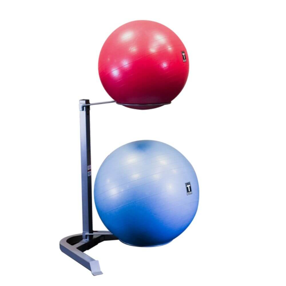 Body-Solid GSR10 Stability Ball Rack 2 Tier
