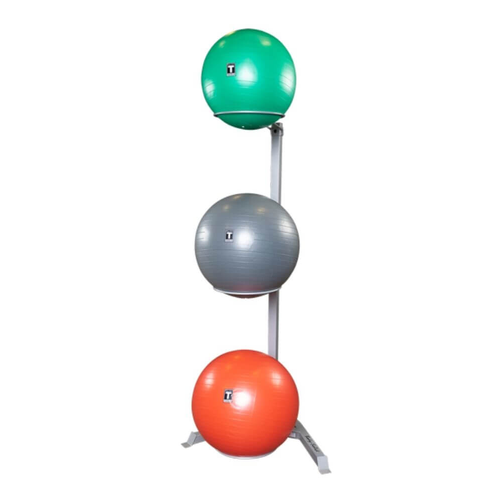 Body-Solid GSR10 Stability Ball Rack 3 Tier