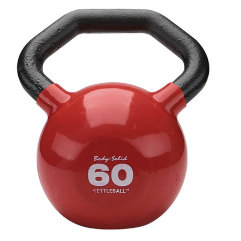 Image of Body-Solid KBL Vinyl Dipped Kettlebells 60LBS