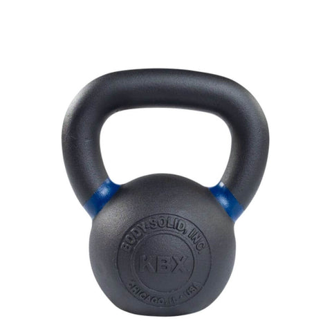 Image of Body-Solid KBX Premium Training Kettlebells 12 Kg Back View