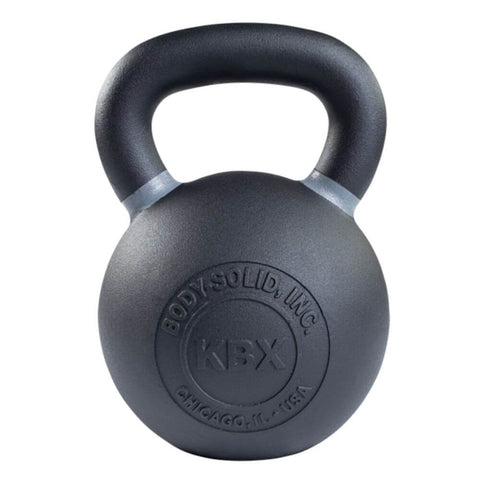 Image of Body-Solid KBX Premium Training Kettlebells 36 Kg Back View