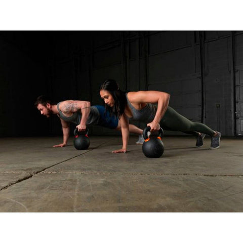 Body-Solid KBX Premium Training Kettlebells 3D View Push Up