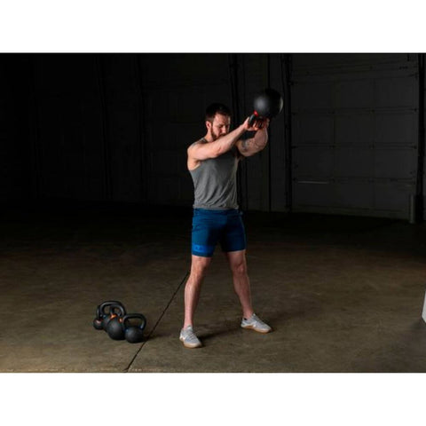 Body-Solid KBX Premium Training Kettlebells 3D View Swing