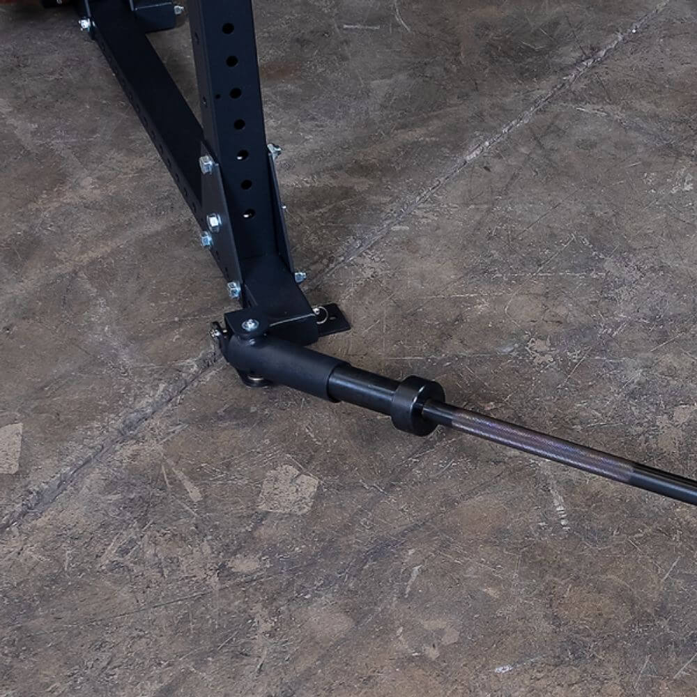 Body-Solid Landmine T-Bar Row Attachment GPRTBR Top View