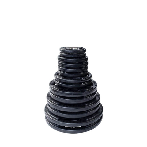 Image of Body-Solid ORST Rubber Grip Plate Set 255 lbs