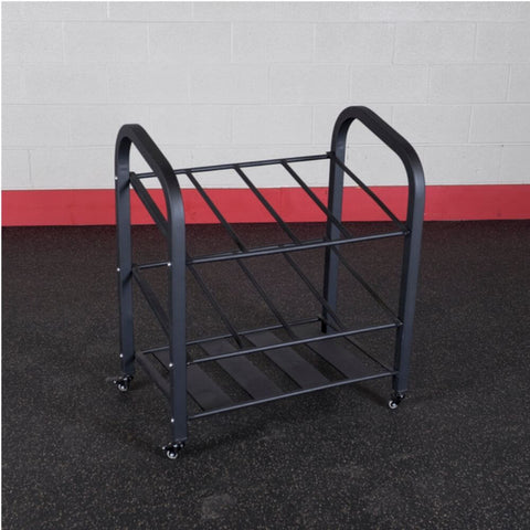 Image of Body-Solid ProClub GYR500 Rolling Storage Cart 3D VIew