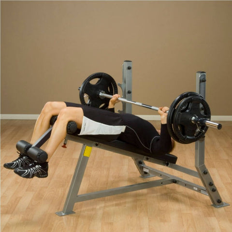 Image of Body-Solid ProClub SDB351G Decline Olympic Bench Declined