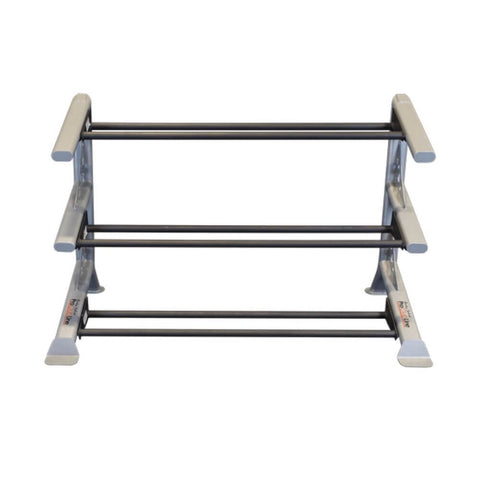 Image of Body-Solid ProClub SDKR1000MB 3 Tier Medicine Ball Rack 3D View