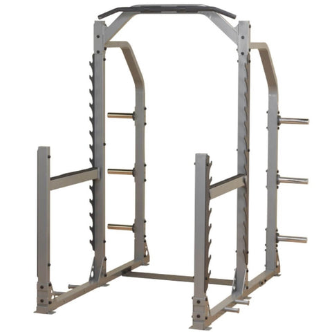 Body-Solid ProClub SMR1000 Multi Squat Rack 3D View