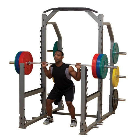 Body-Solid ProClub SMR1000 Multi Squat Rack Squat