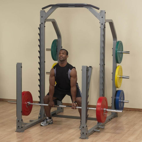 Image of Body-Solid ProClub SMR1000 Multi Squat Rack Sumo Dead Lift