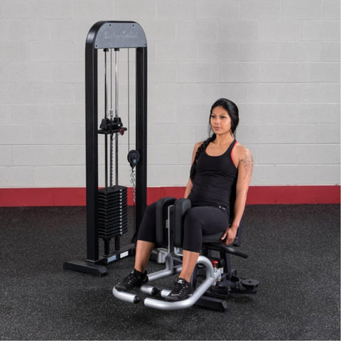 Body-Solid Pro Select GIOT-STK Inner_Outer Thigh Machine Close Legs