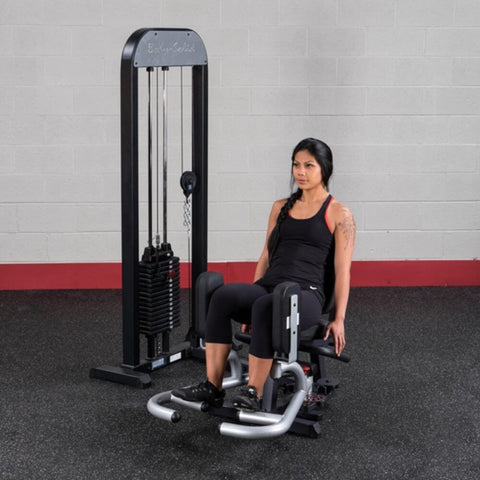Image of Body-Solid Pro Select GIOT-STK Inner_Outer Thigh Machine Exercise Close Legs 10 Degree
