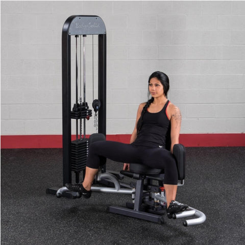 Image of Body-Solid Pro Select GIOT-STK Inner_Outer Thigh Machine Exercise Developing Thigh
