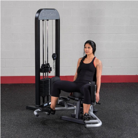 Body-Solid Pro Select GIOT-STK Inner_Outer Thigh Machine Exercise Open Legs