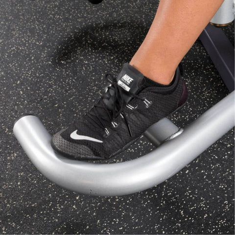 Body-Solid Pro Select GIOT-STK Inner_Outer Thigh Machine Foot Rest Top View