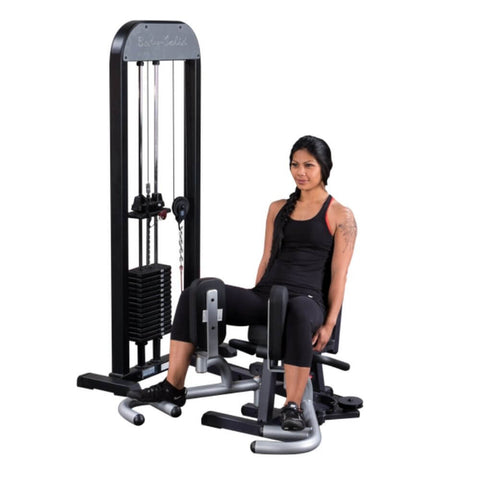 Image of Body-Solid Pro Select GIOT-STK Inner_Outer Thigh Machine Open Legs 40 Degree