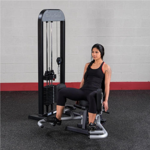 Image of Body-Solid Pro Select GIOT-STK Inner_Outer Thigh Machine Open Legs 45 Degree