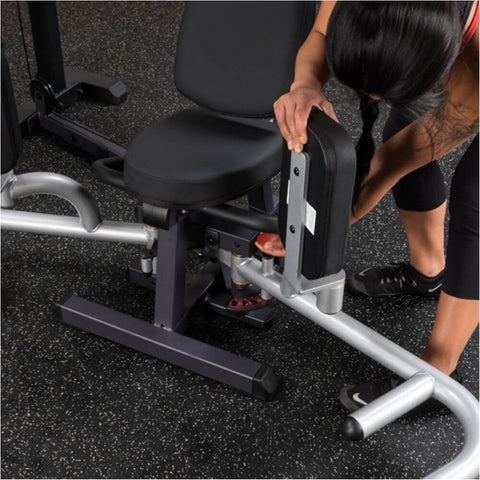 Image of Body-Solid Pro Select GIOT-STK Inner_Outer Thigh Machine Setting Leg Pads
