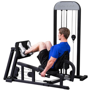 Body-Solid Pro Select GLP-STK Leg And Calf Press Machine 3D View