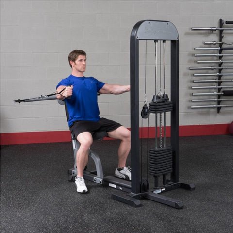 Image of Body-Solid Pro Select GMFP-STK Functional Pressing Station Both Arm Stretch Chest Level