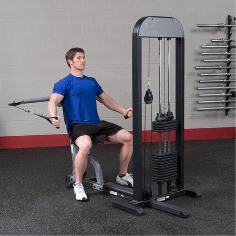 Image of Body-Solid Pro Select GMFP-STK Functional Pressing Station Both Arm Stretch