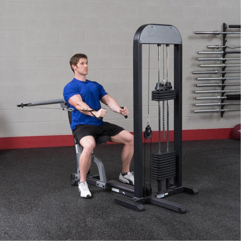 Image of Body-Solid Pro Select GMFP-STK Functional Pressing Station Both Arms Downward