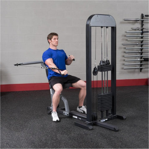 Image of Body-Solid Pro Select GMFP-STK Functional Pressing Station One Arm Downward