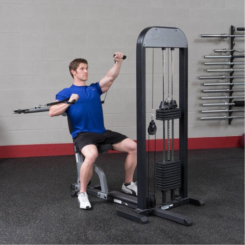 Image of Body-Solid Pro Select GMFP-STK Functional Pressing Station One Arm Upward
