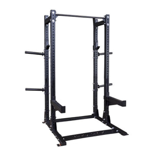 Body-Solid SPR500BACK Extended Commercial Half Rack 3D View