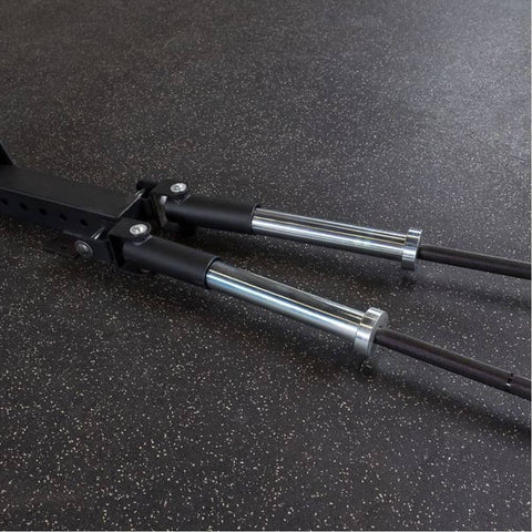 Body-Solid Dual T-Bar Platform SPRTB