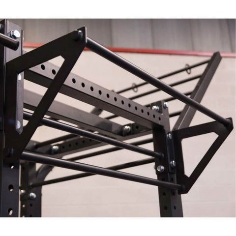 Image of Body-Solid SR-HEXTPLP4 Hexagon Triple Package Double Pull Up