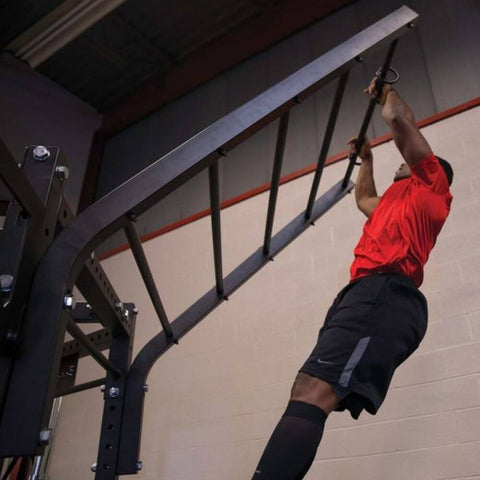 Image of Body-Solid SR-HEXTPLP4 Hexagon Triple Package Flying Pull Up