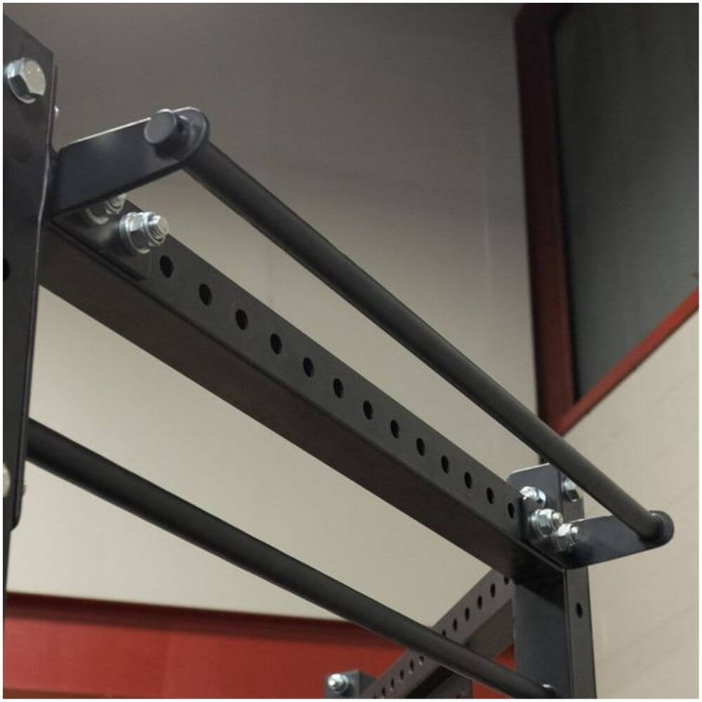 Body-Solid SR-HEXTPLP4 Hexagon Triple Package Single Pull Up