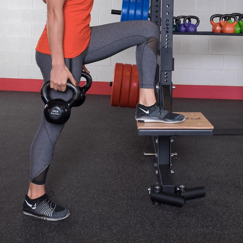 Body-Solid SR-STEP Plyo Step Attachment Step