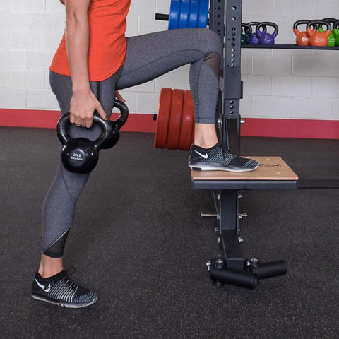 Image of Body-Solid SR-STEP Plyo Step Attachment Step