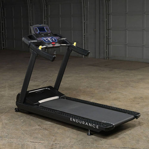 Body-Solid T150 Commercial Treadmill Back Side View