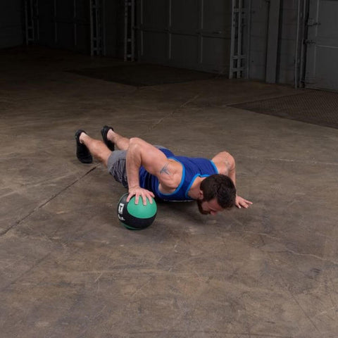 Image of Body-Solid Tools BSTMBP Medicine Balls One Hand Push Up