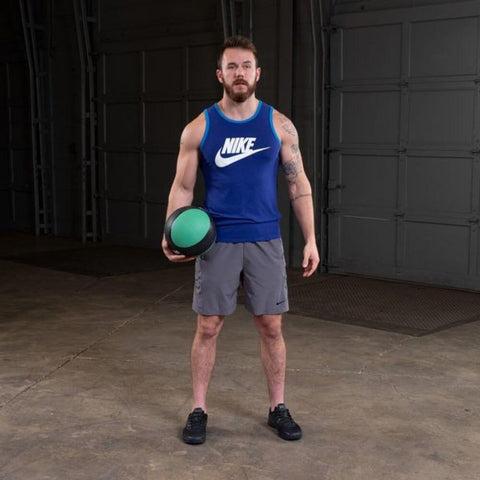Image of Body-Solid Tools BSTMBP Medicine Balls Standing