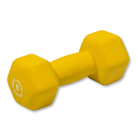 Image of Body-Solid Tools BSTND Neoprene Dumbbells 9 lbs