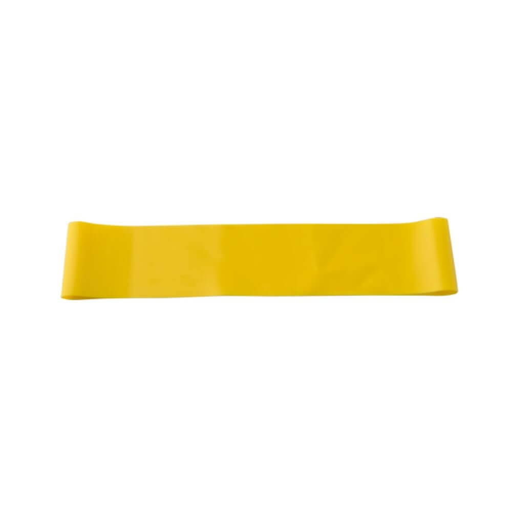 Body-Solid Tools Mini Loop Bands Very Light (Yellow)